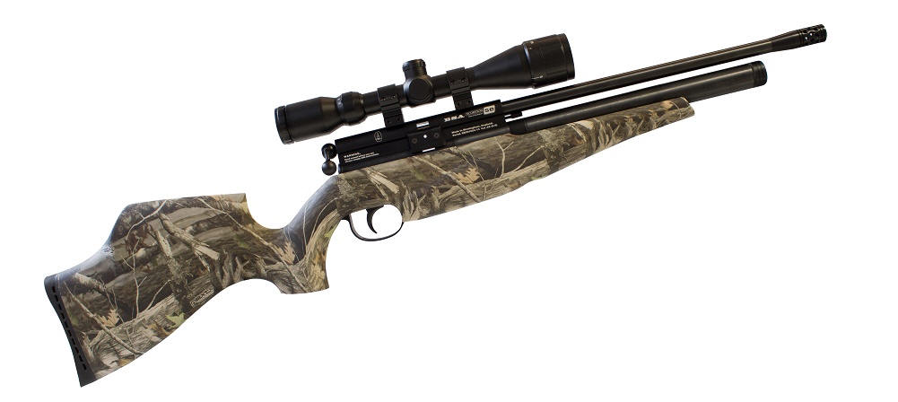 Scorpion SE Multishot Realtree Camo .22