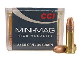 CCI Mini Mag HV Solid