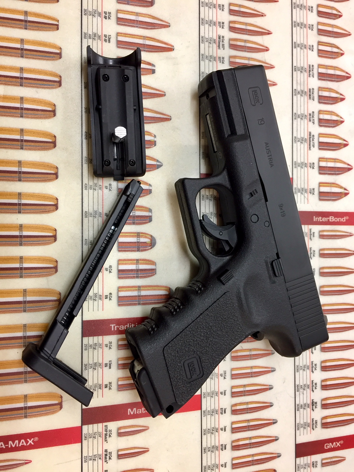 Glock 19 Co2 BB